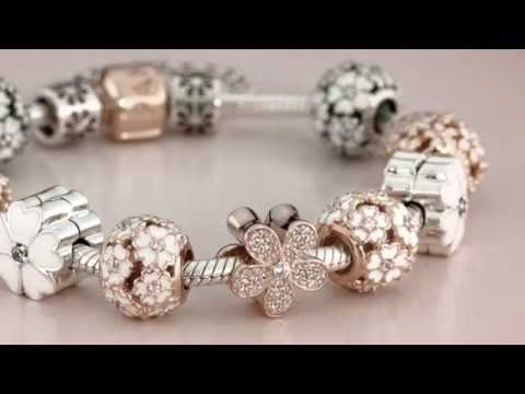 Introducing a brand new collection of PANDORA Rose jewellery