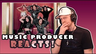 Video Music Producer Reacts to ITZY - DALLA DALLA MP3, 3GP, MP4, WEBM, AVI, FLV April 2019
