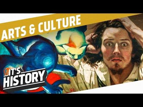 Arts and Culture During THE INDUSTRIAL REVOLUTION