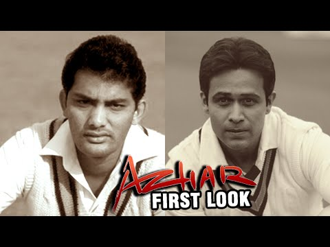 FIRST LOOK: Emraan Hashmi As Mohammad Azharuddin |