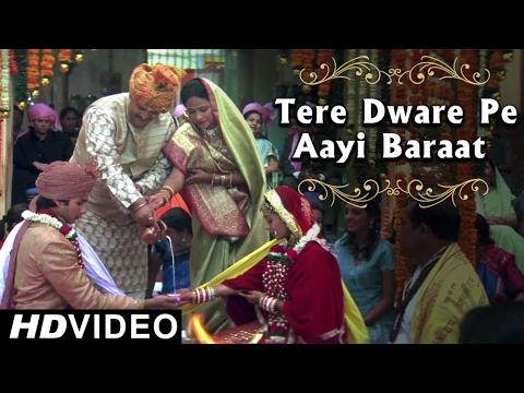 Video Tere Dware Pe Aayi Baraat   Vivah   Shahid Kapoor And Amrita Rao   Superhit Bollywood Song download in MP3, 3GP, MP4, WEBM, AVI, FLV January 2017