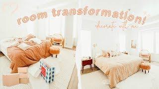 ROOM TRANSFORMATION! Unpack & Organize With Me!   Aspyn Ovard by Aspyn Ovard