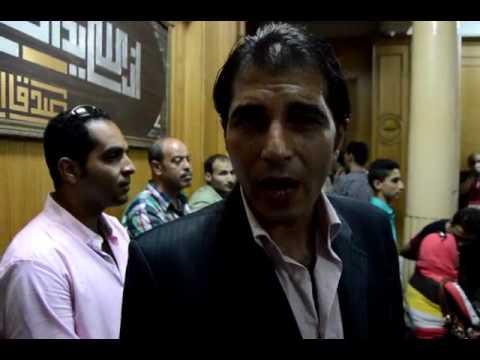 بالفيديو القصاص شمال سيناء جددت مع محامين مصر الثقة فى مجلسهم