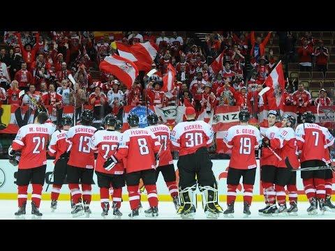 Austria vs. Japan - 2016 IIHF Ice Hockey World Championship D-A