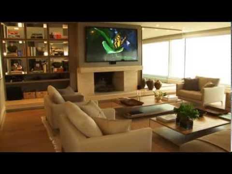 Apartamento renovado, projeto das arquitetas Thais Giusti e Patrícia Bossle.