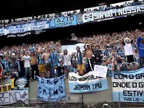 Somos campeões do mundo - Geral do Grêmio - Grêmio