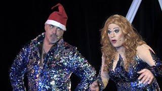 Vánoční show skupiny SCREAMERS