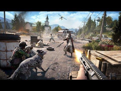 геймплей Far Cry 5