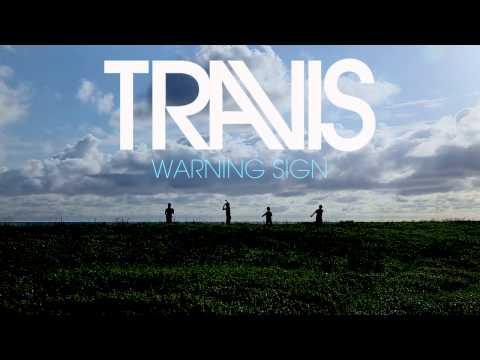 Tekst piosenki Travis - Warning Sign po polsku