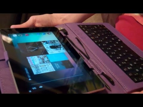 COOL CASE AND USB KEYBOARD FOR NEXUS 7 TABLET!