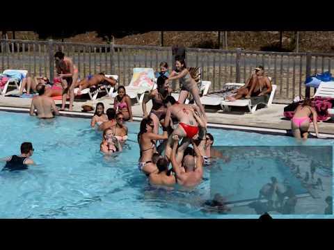 DANCE HIP HOP SALSA WEST COAT SWING: Swob 2016 TEASER (видео)