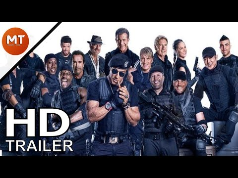 The Expendables 4 The Last Frontier