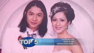 Video TOP 5: Pernikahan Selebritis Ajaib | Selebrita Pagi MP3, 3GP, MP4, WEBM, AVI, FLV Juni 2019