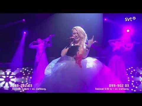 Manda - Glow - Melodifestivalen 2014