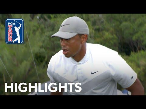 Tiger Woods shoots bogey-free 66  Round 2  Hero World Challenge 2019