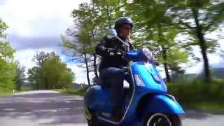 4. 2014 Vespa GTS 300 Super ABS review