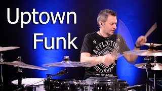 Mark Ronson - Uptown Funk ft. Bruno Mars | Drum Cover - Horst Pock