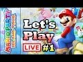 "Mario Party: Island Tour - Let's Play LIVE! - Part 1 ""Perilous Palace"" (3DS Gameplay/Walkthrough)"