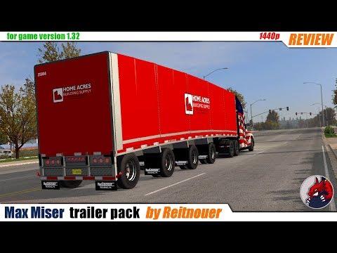 Reitnouer Maxmiser Trailer Pack 1.32