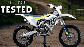 4. MOTOCROSS TESTED: 2017 Husqvarna TC 125