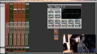 Pro Tools tutorial: Pre and Post Fader Sends