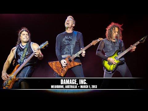 Metallica – Damage Inc.