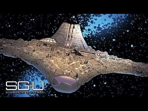 Stargate Universe: Back to Destiny #4 [FR]