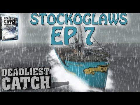 Lets Play Deadliest Catch Alaskan Storm - Ep 7