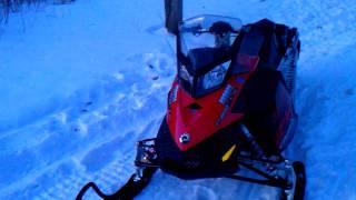 2. 2011 Ski-Doo Renegade Adrenaline (800R E-Tec) Walkaround