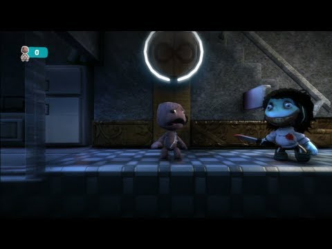 littlebigplanet2 - Made by: CrimsonFang9 ▷ LBP.me link: http://lbp.me/v/gyc0yy ▷ Take Note That: This video is old enough. So please don't leave any rude comments or anything...