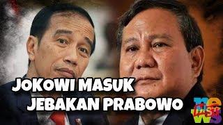 Video Jokowi Masuk Jebakan Prabowo? MP3, 3GP, MP4, WEBM, AVI, FLV November 2018