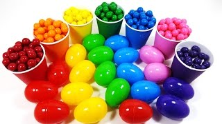 Video Learn Colours With egg and Candy!! Fun Learing!! 영어로 배우는 색깔놀이 MP3, 3GP, MP4, WEBM, AVI, FLV Januari 2019
