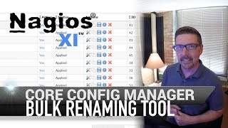 Using the Bulk Renaming Tool in Core Config Manager