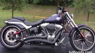 4. Used 2013 Harley Davidson Softail Breakout Motorcycles for sale