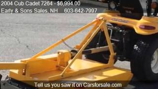 1. 2004 Cub Cadet 7264 Positrac 4X4 - for sale in Beautiful Kin