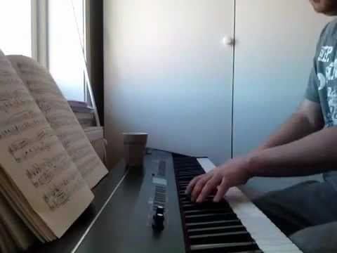 Dan Lindén Chopin part 9 - Waltz No. 3 in A Minor, Op. 34, No. 2