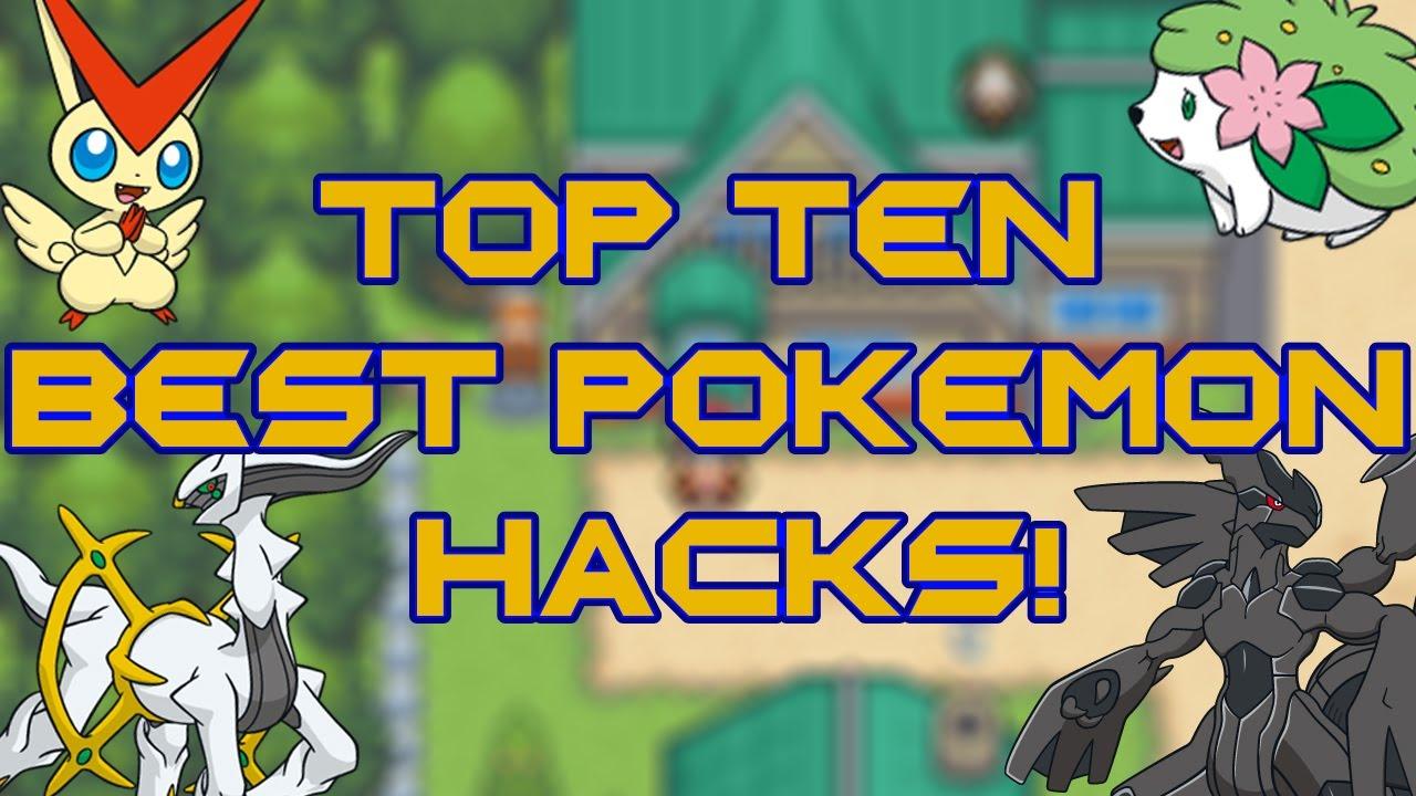 Pokémon hack rom