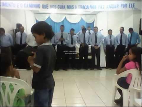 HINO OFICIAL DO MINISTERIO DE VARÕES DA BATISTA MISSIONARIA EM LAGOA GRANDE PE 11/10/12