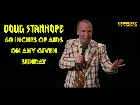 Doug Stanhope -  60 Inches Of AIDS On Any Given Sunday (Stand up Comedy)