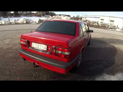 Volvo 850 New Rims yao