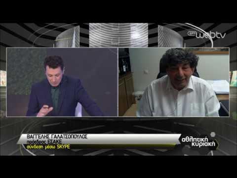 Γαλατσόπουλος: «Η φυσική θέση του Ολυμπιακού είναι στην Basket League»