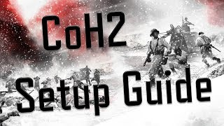 Video [CoH2] How to play Company of Heroes 2 (EP1) - Basic Tutorial and Setup MP3, 3GP, MP4, WEBM, AVI, FLV Desember 2018
