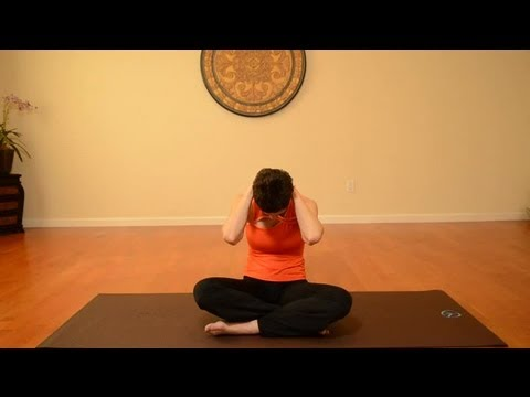 How to Treat a Stiff Neck With Yoga : Exercise & Yoga