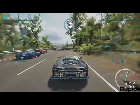 FORZA HORIZON 3 FOR ANDROID/IOS [730 MB] DOWNLOAD LINK IN THE DESCRIPTION