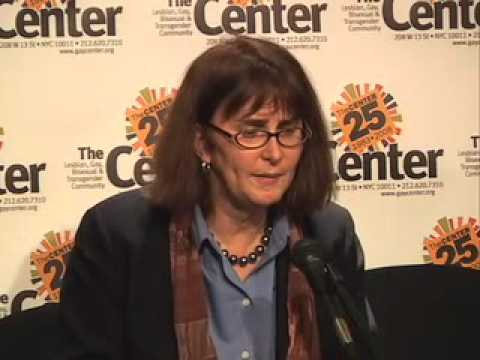 Mara Keisling on the National Center for Transgender Equality