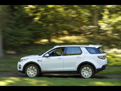 LAND-ROVER DISCOVERY SPORT 2.0 TD4 180CH HSE AWD MARK III