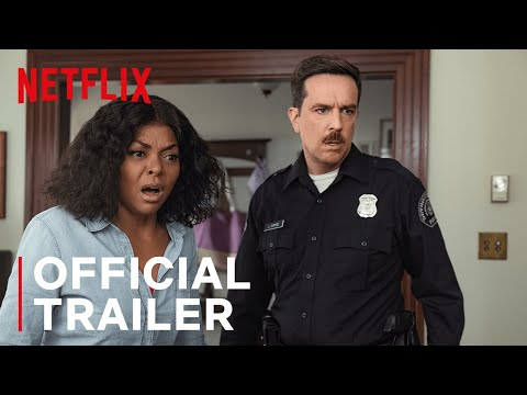 Coffee & Kareem starring Ed Helms & Taraji P Henson | Official Trailer | Netflix