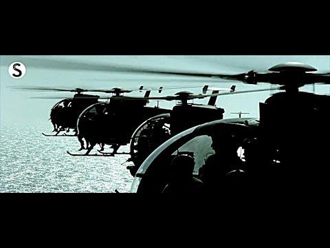 Black Hawk Down Landing Scene