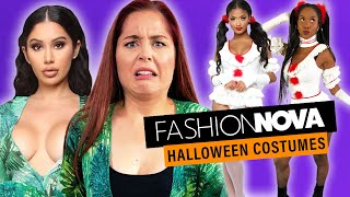 We Tried Fashion Nova Halloween Costumes! by Clevver Style