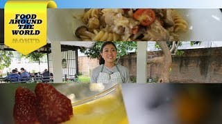 FOOD AROUND THE WORLD - Italy (with Arleen Ariestyani)